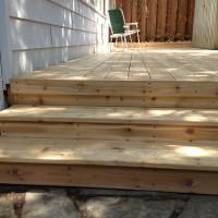 Ottawa Glebe - Deck Home Renovation