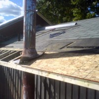 Ottawa - Glebe - Roofing Home Renovation