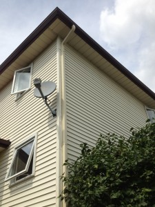 Ottawa Seamless Eavestrough & Downpipe