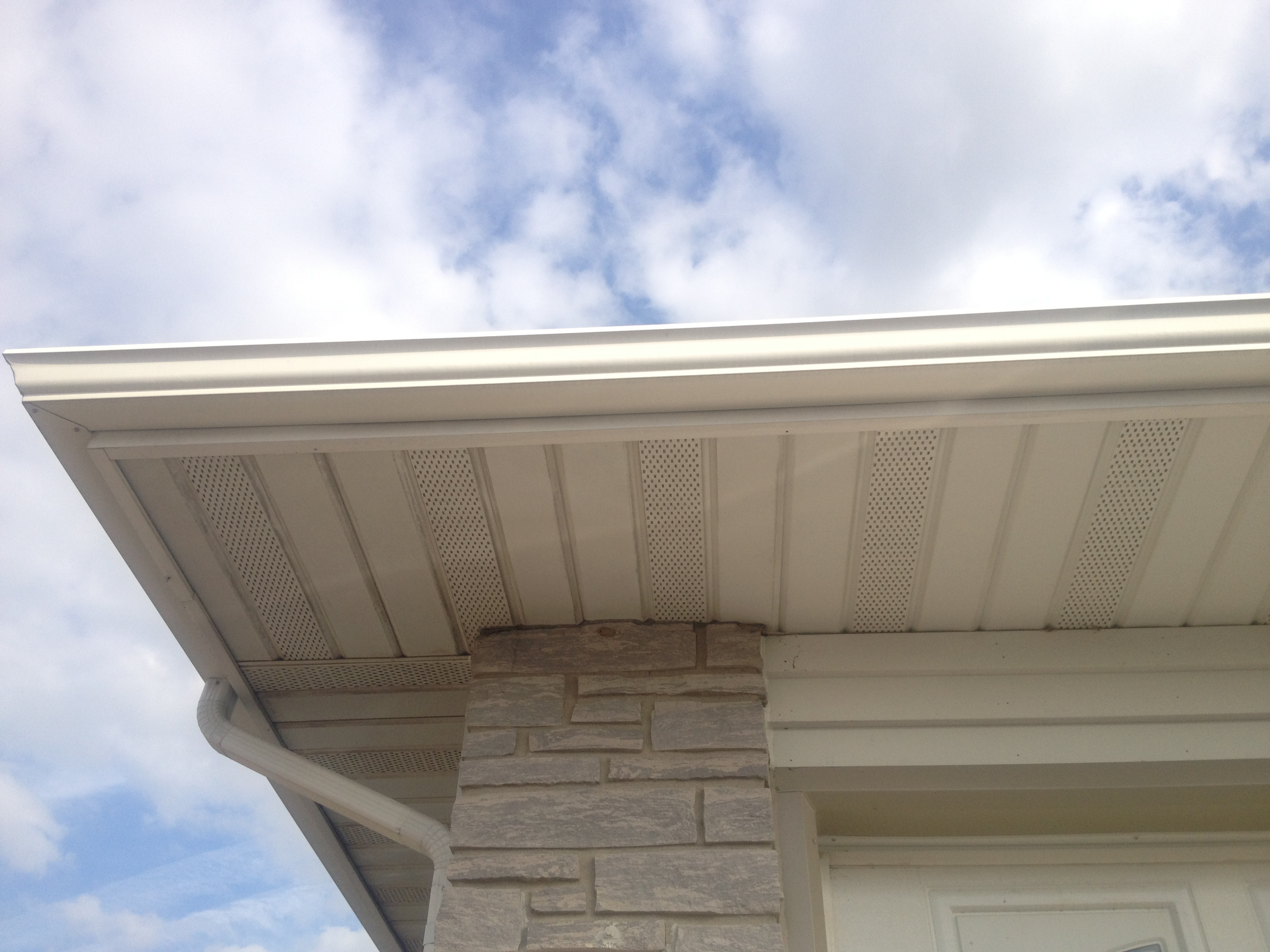 Greely Soffit & Fascia Home Renovation