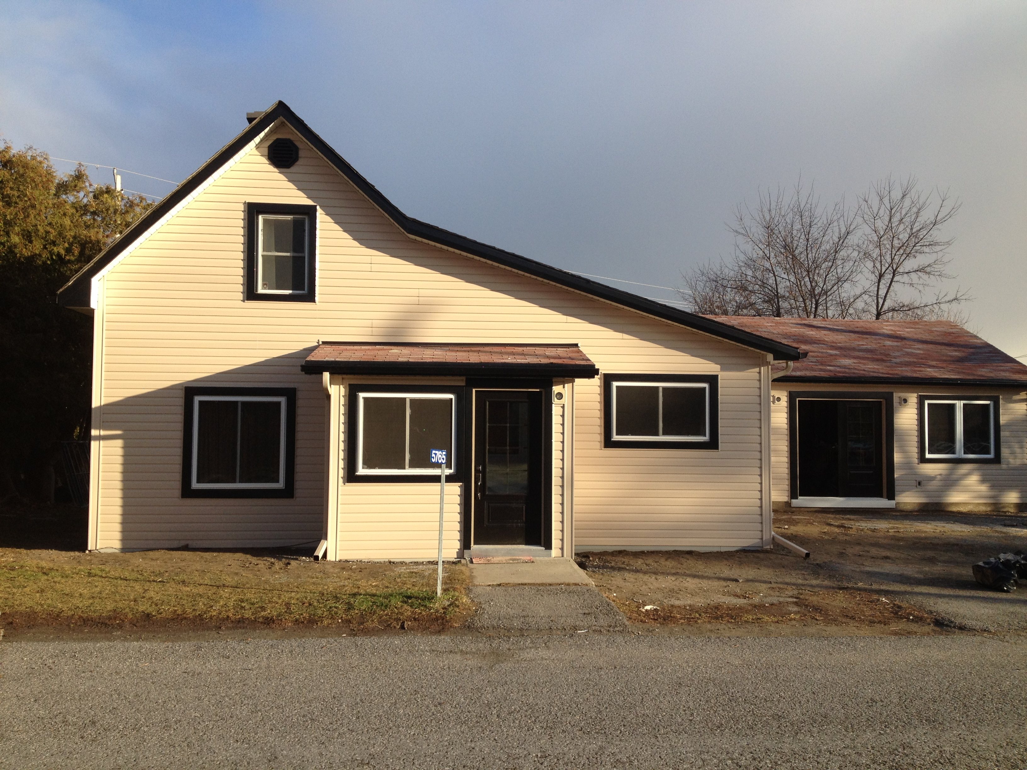 Vars - Custom Exterior Renovation