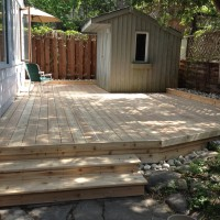Ottawa Glebe - Deck Home Renovation